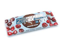 """Печенье """"Шоколад-Вишня"""" Без Сахара Протеина-25% """"Protein Rex"""" 50г"""