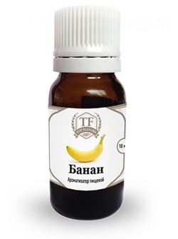 "Ароматизатор пищевой ""Банан"" Top Flavors 10мл"