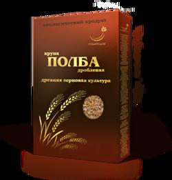 """Крупа """"Полба"""" Дробленая """"Рондапродукт"""" 500г"""