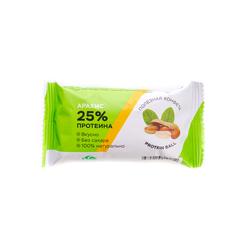 """Конфеты Протеиновые (25%) """"Арахис"""" """"Healthy Ball"""" 28г"""