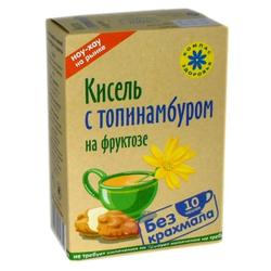 """Кисель овсяно-льняной с Топинамбуром """"Компас здоровья"""" 150г"""