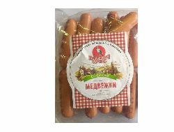 "Сосиски Медвежки ""Беловежский гостинец"" цена за 1 кг"
