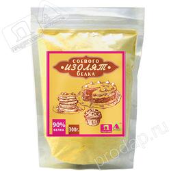 """Изолят соевого белка """"Продуктовая аптека"""" (Пакет) 300 гр"""