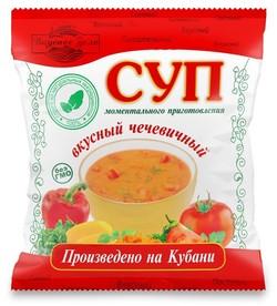 """Суп Чечевичный моментального приготовления """"Вкусное Дело"""" 28г"""