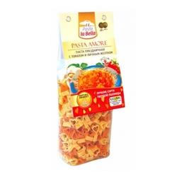 """Паста """"Праздничная с томатом и яичным белком"""" """"Pasta la Bella"""" 250г"""