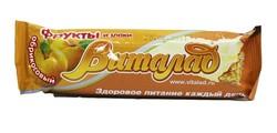 """Батончик - мюсли """"Абрикосовый""""  """"Виталад"""" 40г"""