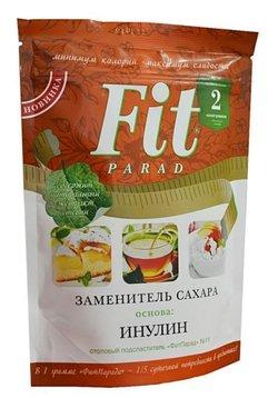 "Заменитель Сахара На Основе Инулина №11 ""Fit Parad"" (Пакет) 200г"