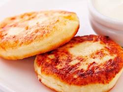 """Сырники со вкусом ванили """"Fit&Sweet"""" 100г"""