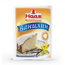 "Ванилин ""Haas"" 1,5г"