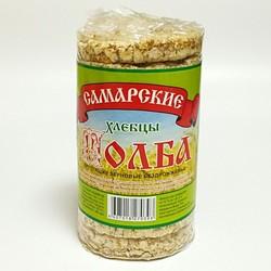 """Хлебцы Самарские """"Полба"""" (круглые) 100г"""