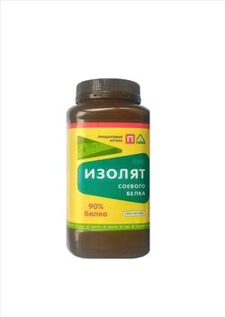"""Изолят соевого белка """"Продуктовая аптека"""" (Банка) 250 гр"""