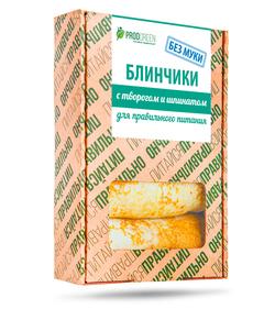 """Диетические блинчики с творогом и шпинатом """"Prodgreen"""" 320г"""