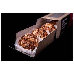 """Спортивный низко-калорийный десерт """"Манго"""" """"Cross Sweets"""" 120г"""