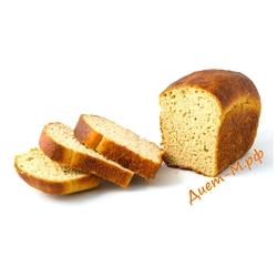 "Хлеб из овсяных отрубей ( Белый ) ""Fit&Sweet"" 280г"