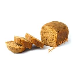 Хлеб из смеси овсяных и ржаных отрубей ( Черный ) 250г