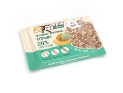 """Хлебцы """"Тайская Дыня"""" Протеино-Злаковые Без Сахара, Протеина-20% """"Protein Rex"""" 55г"""