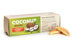 """Печенье со вкусом кокоса """"Фитэндсвит"""" 40г"""