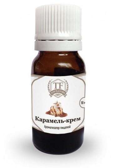 """Ароматизатор пищевой """"Карамель-крем"""" Top Flavors 10мл"""