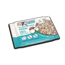 "Хлебцы ""Кокосовый крамбл"" Протеино-Злаковые Без Сахара Протеина-20% ""Protein Rex"" 55г"