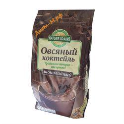 """Овсяный коктейль """"Шоколадный"""" """"Nature Grains"""" 300г"""
