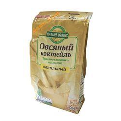 """Овсяный коктейль """"Ванильный"""" """"Nature Grains"""" 300г"""