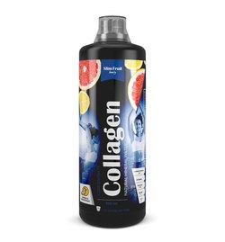 """Спортивный напиток с Collagen (Лимон-Грейпфрут) """"Slim Fruit"""" 1000мл"""