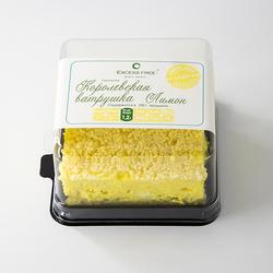 """Торт-Пирожное Королевская ватрушка ( Лимон ) """"Excess Free"""" 130г"""