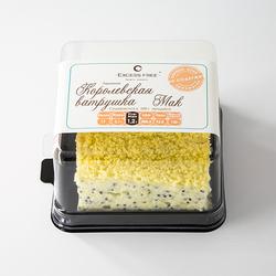 """Торт-Пирожное Королевская ватрушка ( Мак ) """"Excess Free"""" 130г"""