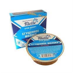 """Крем-Десерт ( Сгущенное Молоко ) """"Fitelle"""" 100г"""