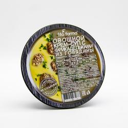 """Крем-суп Овощной с Фрикадельками из Говядины """"Fito Forma"""" 300 г"""