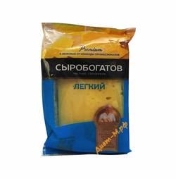 """Сыр фасованный ( Легкий ) 13% """"Сыробогатов"""" 200г"""