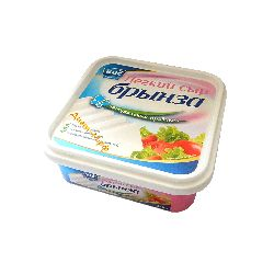 "Сыр мягкий ""Сыр легкий Брынза"" 0,5% ""Kuc"" 250г"