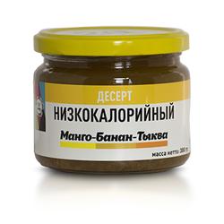 "Десерт Манго-Банан-Тыква ""Мир Ягод"" 300г"