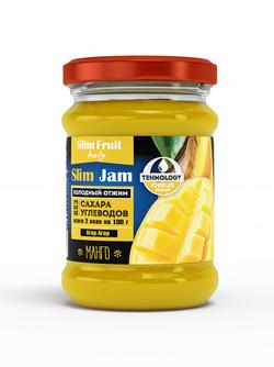 """Джем 0 углеводов (Манго) """"Slim Jam"""" 250мл"""
