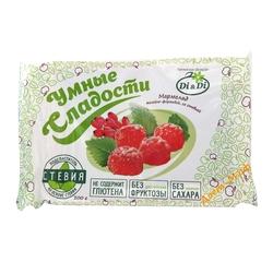 """Мармелад желейно-формовой со стевией """"Умные Сладости"""" 200г"""