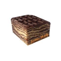"""Торт Блинный Диетический ( Мечта Наполеона ) с шоколадным кремом """"Можно? Нужно!"""" 160г"""