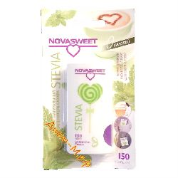 "Заменитель сахара ( Стевия )""Novasweet"" 150 табл"