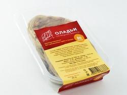 """Оладьи со вкусом ванили """"Fit&Sweet"""" 100г"""