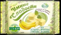 """Пастила со стевией со вкусом банана """"Умные Сладости"""" 160г"""