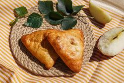 """Пирожки с яблоком и тыквой """"Bon Bon"""" 120г"""