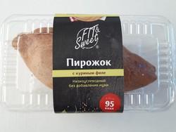 "Пирожок с Куриным филе ""Fit & Sweet"" 70г"