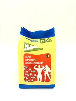 """Протеин Арахисовый """"Продуктовая аптека"""" (Пакет) 200 гр"""