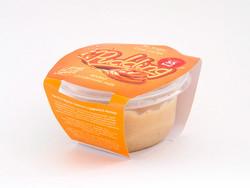 """Пудинг со вкусом вареного сгущенного молока """"Fit&Sweet"""" 150г"""