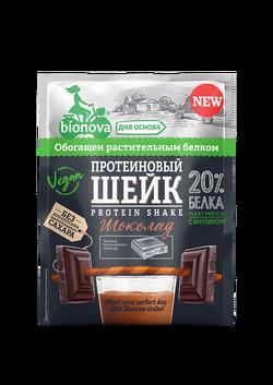 """Протеиновый Шейк с Шоколадом """"Bionova"""" 25г"""
