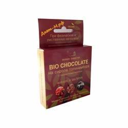 """Шоколад Bio (Финик и Малина) """"Sweete Bean"""" 45г"""