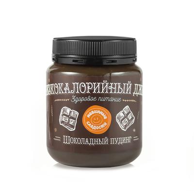 """Джем низкокалорийный """"Шоколадный пудинг"""" """"Невинные сладости"""" 350г"""