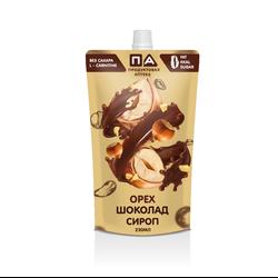 """Сироп (Орех-Шоколад) """"Продуктовая Аптека"""" 250мл"""