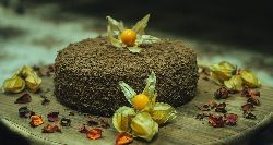 """Торт """"Шоколадный""""  """"Неполнит"""" 300г"""