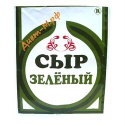 Сыр Обезжиренный зелёный 1,4% 50г