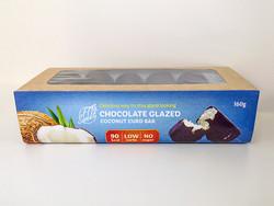 """Сырки творожные Кокосовые глазированные (без сахара) """"Fit&Sweet"""" 160г"""